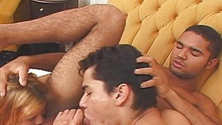 Greatlooking 3some bisex scene will turn you on Preview Image