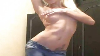 Hot Blonde Teen Sexy Dance Preview Image