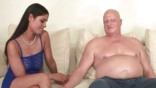Fat Grandpas and Hot Girls Preview Image