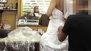 A Wedding Dress To Pawn At The Pawnshop Preview Image