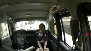 Horny passenger gets her_pussy screwed to off her_fare Preview Image