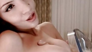 Homemade Titfucking with sex toy_on webcam Preview Image