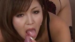Serious POV oral scenes with superb?Mai Kuroki? Preview Image