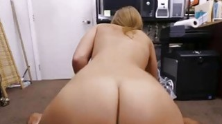 Sweet babe Abby sucking it hard Preview Image