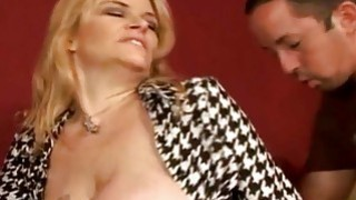 Big tits Granny getting fucked hard Preview Image