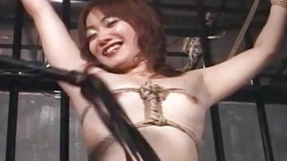 Asian sluit roughed up in a bdsm session real good Preview Image