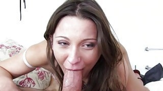 Kinky Euro Julie Skyhigh banged for cash Preview Image