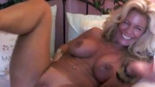 Beautiful Busty Mature Does Some Solo Masturbation with Toys Preview Image