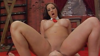 Busty Babe Riding Face_& Giving_Handjob Preview Image
