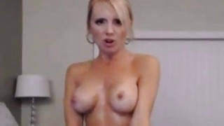 Gorgeous amateur Blonde Babe Toying Her Pussy On Cam Preview Image
