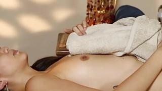 Poor pornstars banged hard in special masseur Preview Image