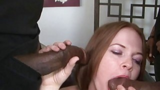 Sweetie chick Ariel Stonem_dped by nasty big black_boners Preview Image