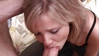Pretty Blonde Teen Receives Rough Face Fucking Preview Image