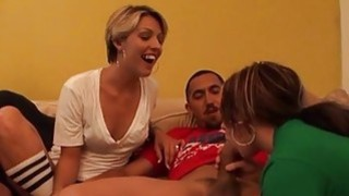 Teen orgy instantly becomes wild and enjoyable Preview Image