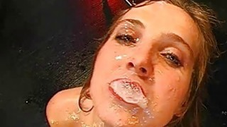 Smokin group sex with loads of slit bangings Preview Image