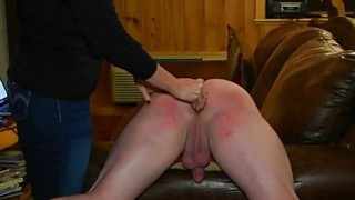 Spanked Hard with the Carpet Beater Free Porn e Preview Image