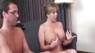 Blonde Babes Boob Exposure Makes His Cock Go Big Preview Image