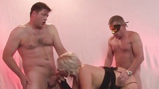 MMV FILMS Gangbanging the Chubby Chick Preview Image