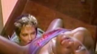 Nikki Knight & Angel Kelly Retro Interracial Vid Preview Image