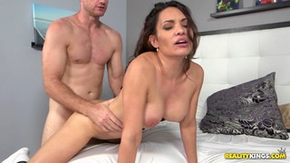 Big titted MILF fucked from behind Preview Image