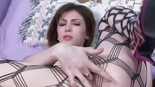 Indigo Augustine is playing with her pussy Preview Image
