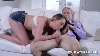 Teen Brooke Wylde fucking older_guy Preview Image