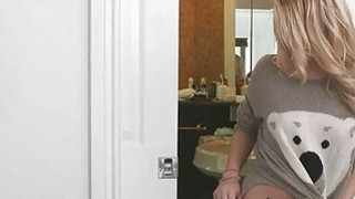 Super hot blonde_gf blows dick pov style Preview Image