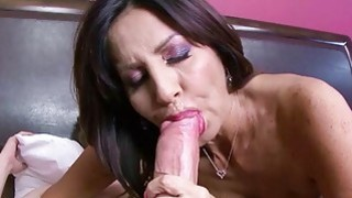 Milfs pussy fucked by an oversized cock so hard Preview Image