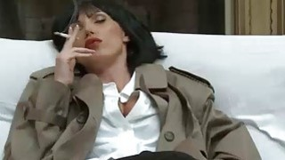 Nikki Benz riding Cock in a Pulp Fiction Parody Preview Image
