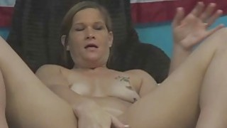 American Milf Knows How To DP Deepthroat And Fist Preview Image