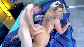 Inked Spanish tart Assh Lee got her phat booty pounded Preview Image