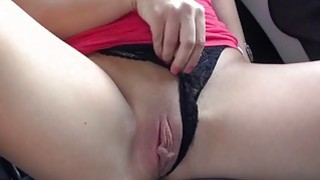 Sexy babe pursuaded to suck and_fuck Preview Image