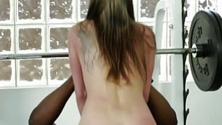 Pink Pussy Tysen Hard Fuck a Black Coock Preview Image