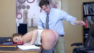 Maddy O'Reilly gets ass licked_by the director Preview Image