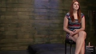Cute Redhead Rose Red Becomes Sex Slave Of Perv With Big Cock Preview Image