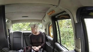 Older lady Tallulah enjoys a drivers cock in her asshole Preview Image
