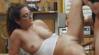 Amateur with glasses nailed by pawn guy Preview Image