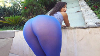 Abella Danger shaking her juicy ass in all of it's_glory Preview Image