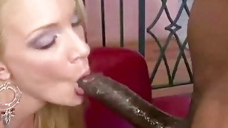 BBC Fuck Blonde MILF Preview Image