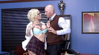 Brazzers Dirty school girl Harlow Harrison Preview Image