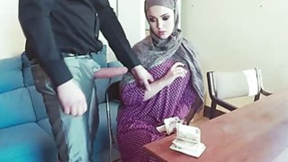 Sexy arab babe got fucked for the money Preview Image