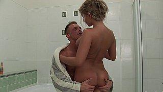 Steamy bathroom sex Preview Image