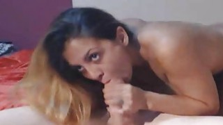 Curvy Babe Eats Hot Jizz After_Getting Fuck Preview Image