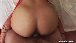 Petite Thai slut fucking my cock Preview Image