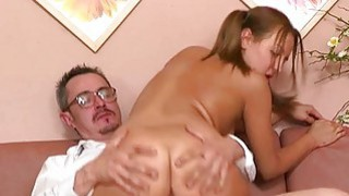 Aged teacher is humping babes taut anal tunnel Preview Image