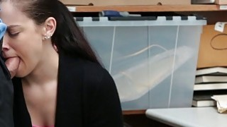 Bobbi Dylans tight_pussy screwed on the chair Preview Image