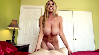 Kianna Dior wraps her massive tits around Jordi's hard dick Preview Image