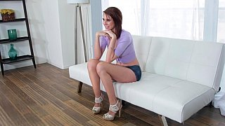 Casting couch show with a naughty babe Preview Image