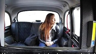 Amateur hot babe railed by pervert driver in the cab Preview Image