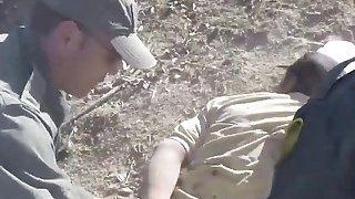 Big cocked_border agent fucking blonde immigrant slut Preview Image